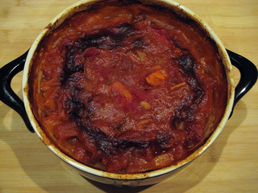 Morrocoan Lentil Cassserole main pic